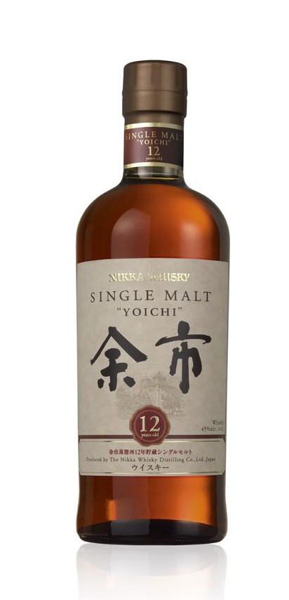 YOICHI 12 ans 45% | Whisky Japonais