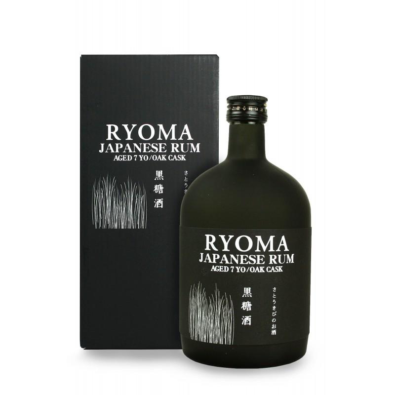 RYOMA 7 ans Rhum Japonais 40%