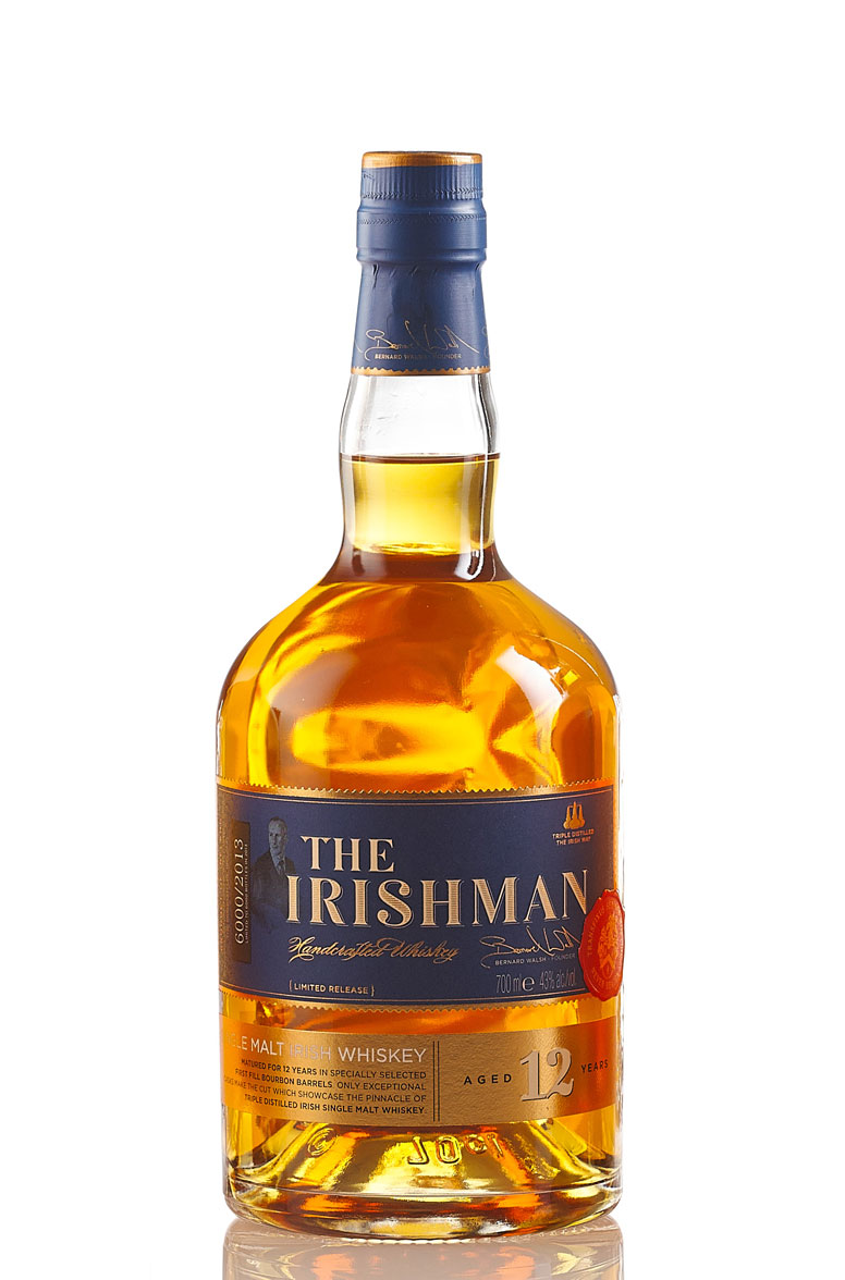 THE IRISHMAN 12 ans 43% | Whisky Irlandais