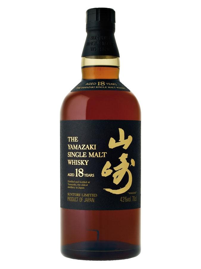YAMAZAKI 18 ans 43% | Whisky Japonais