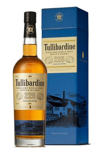 TULLIBARDINE 225 Sauternes Finish 43% | Single Malt Whisky