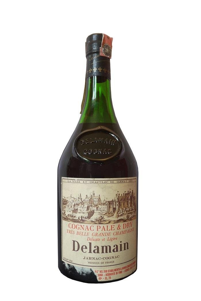 DELAMAIN Cognac Pale & Dry 40%