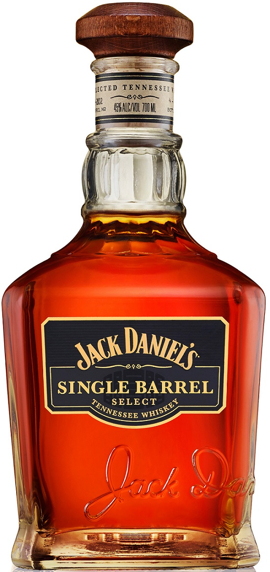 JACK DANIEL\'S Single Barrel 45% | Whisky Américain, Tennessee