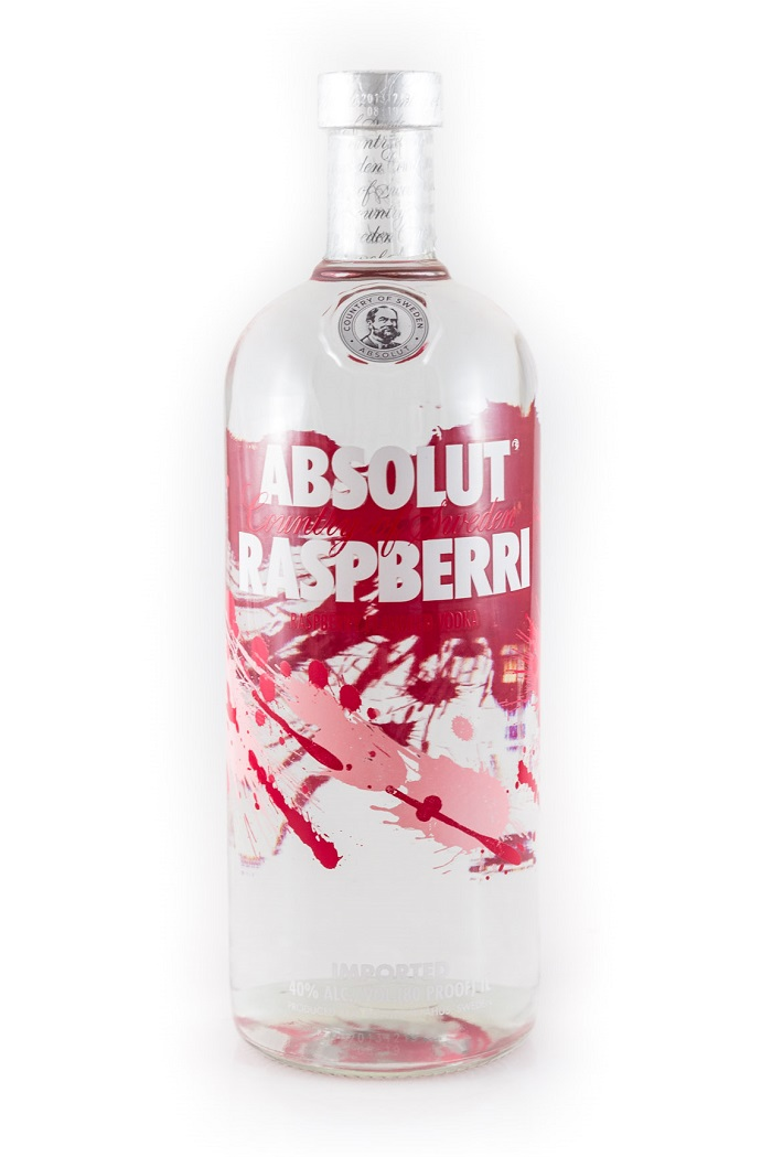 ABSOLUT Raspberri 40% | Vodka Aromatisée