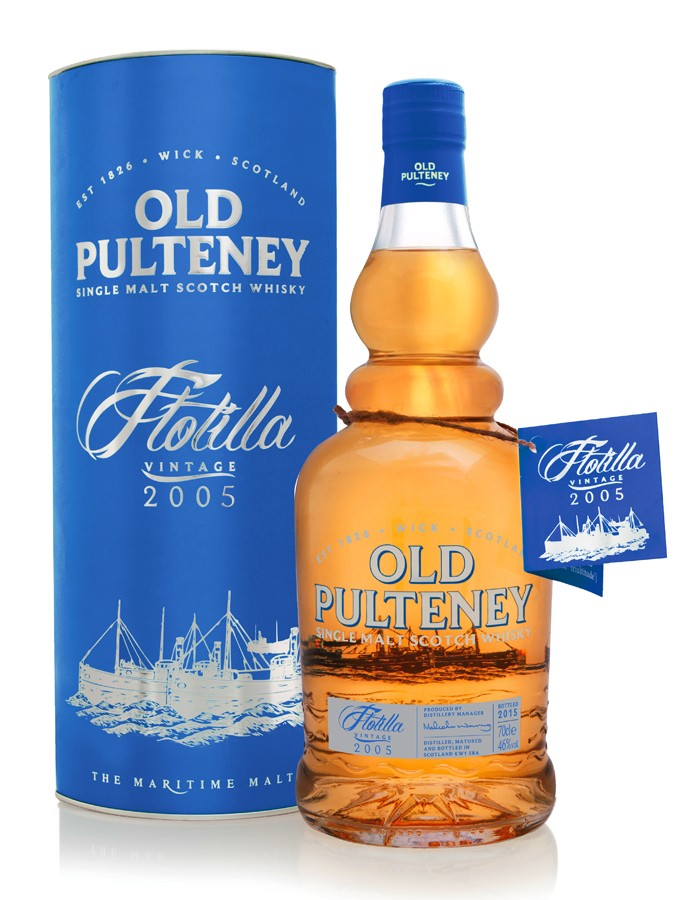 OLD PULTENEY 2005 Flotilla 46% | Single Malt Whisky