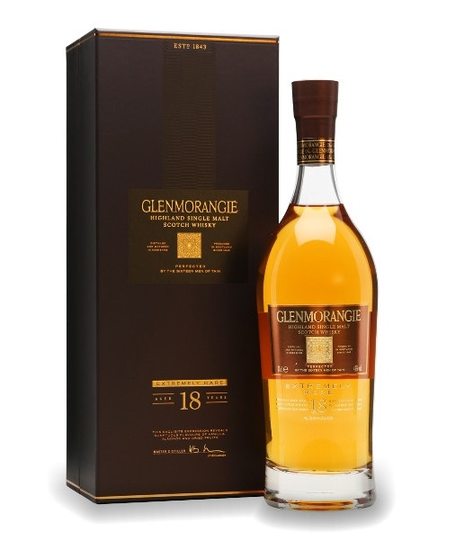 GLENMORANGIE 18 ans 43% | Single Malt Whisky, Highlands