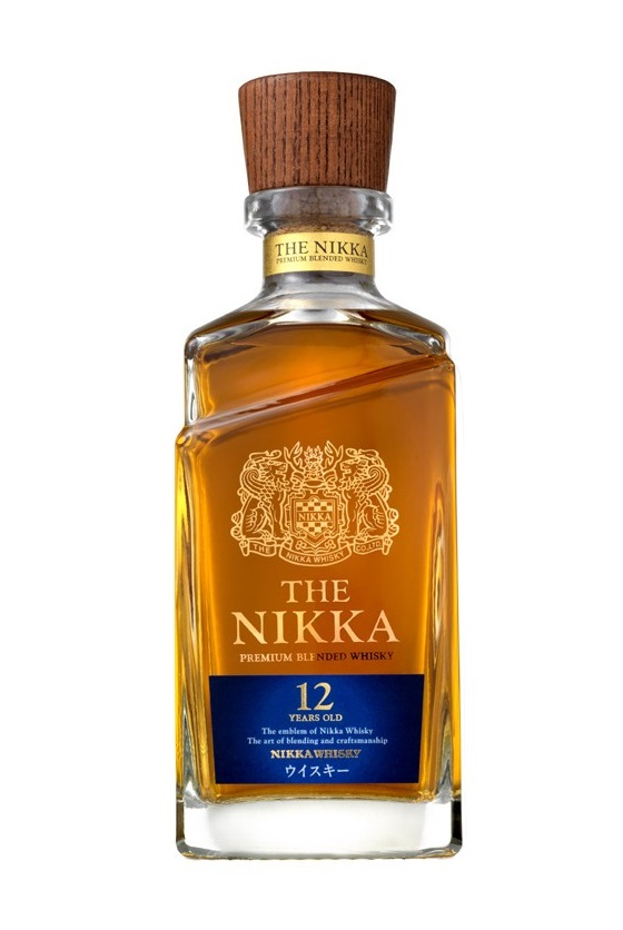 NIKKA 12 ans The Nikka 43% | Whisky Japonais