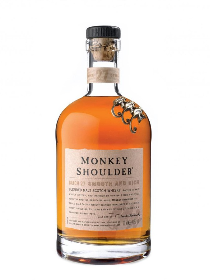 MONKEY SHOULDER 40% | Blended Whisky