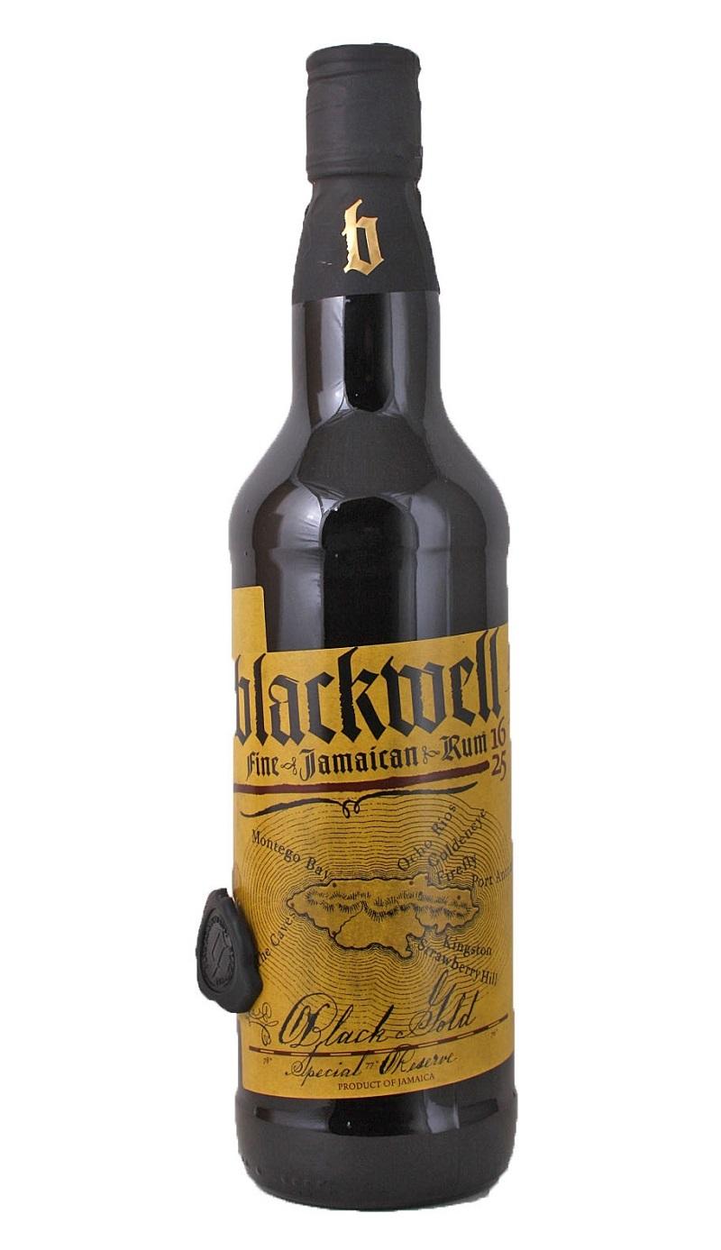 BLACKWELL 40% | Alcool à base de rhum de la Jamaïque