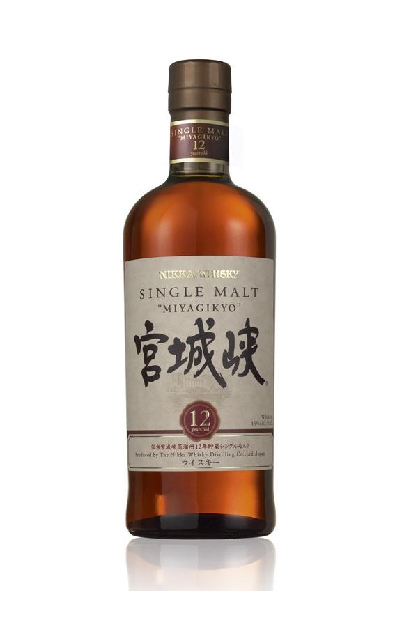 MIYAGIKYO 12 ans 45% | Whisky Japonais