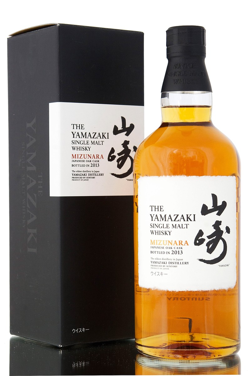 YAMAZAKI Mizunara 2013 48% | Whisky Japonais