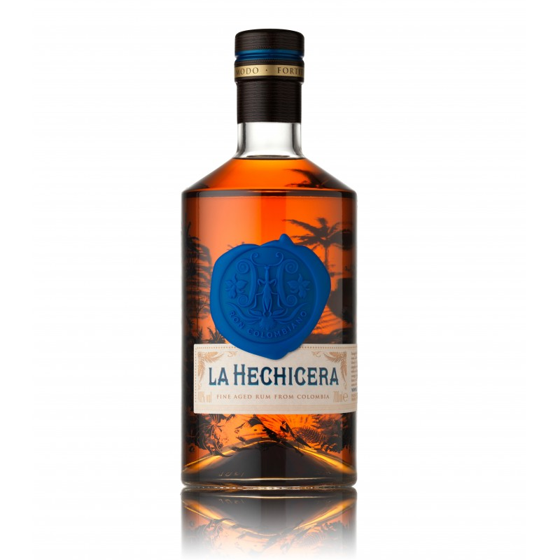 LA HECHICERA 40% | Rhum Traditionnel Colombien