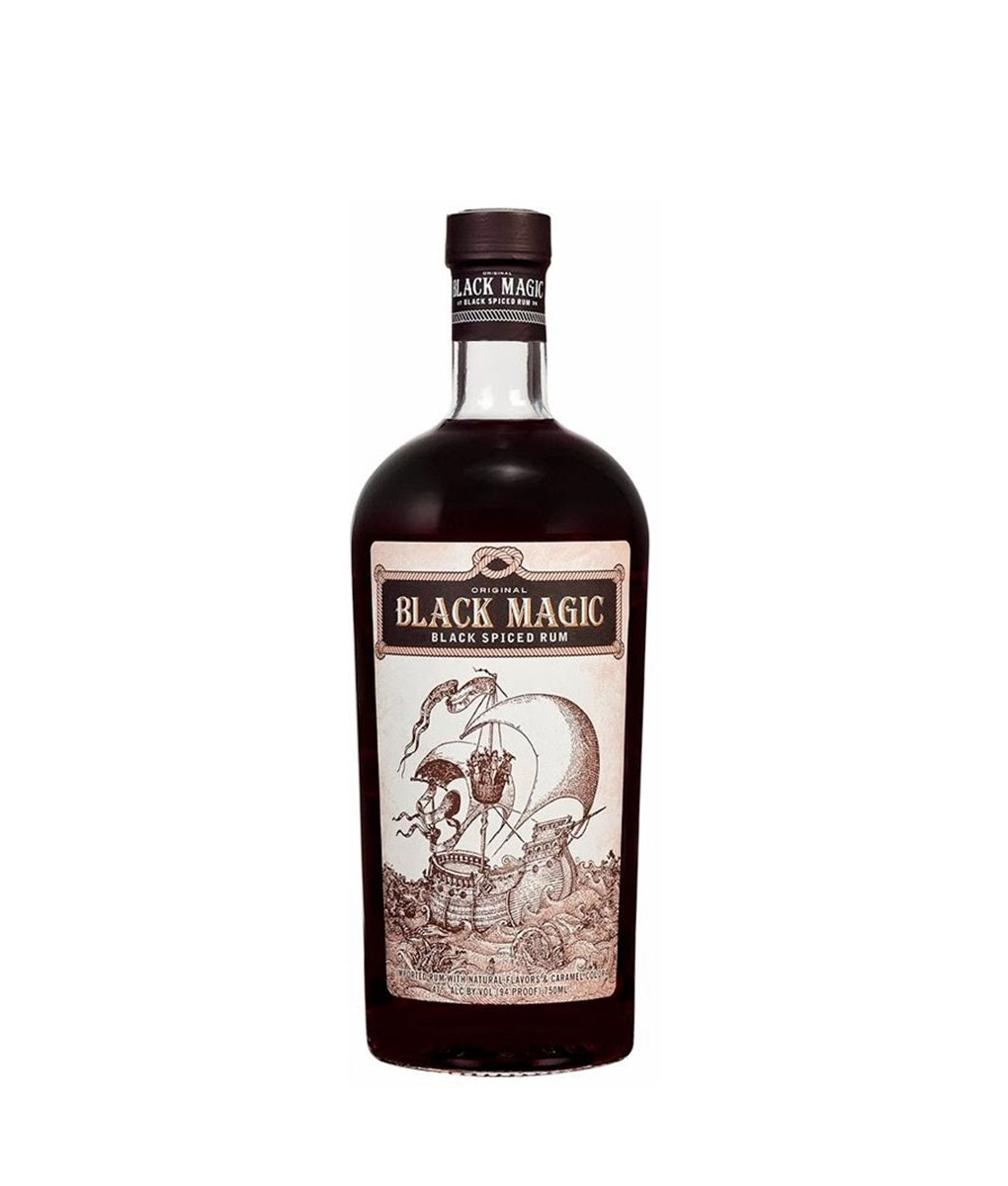 BLACK MAGIC Rhum 40% | Rhum Antillais, Épicé