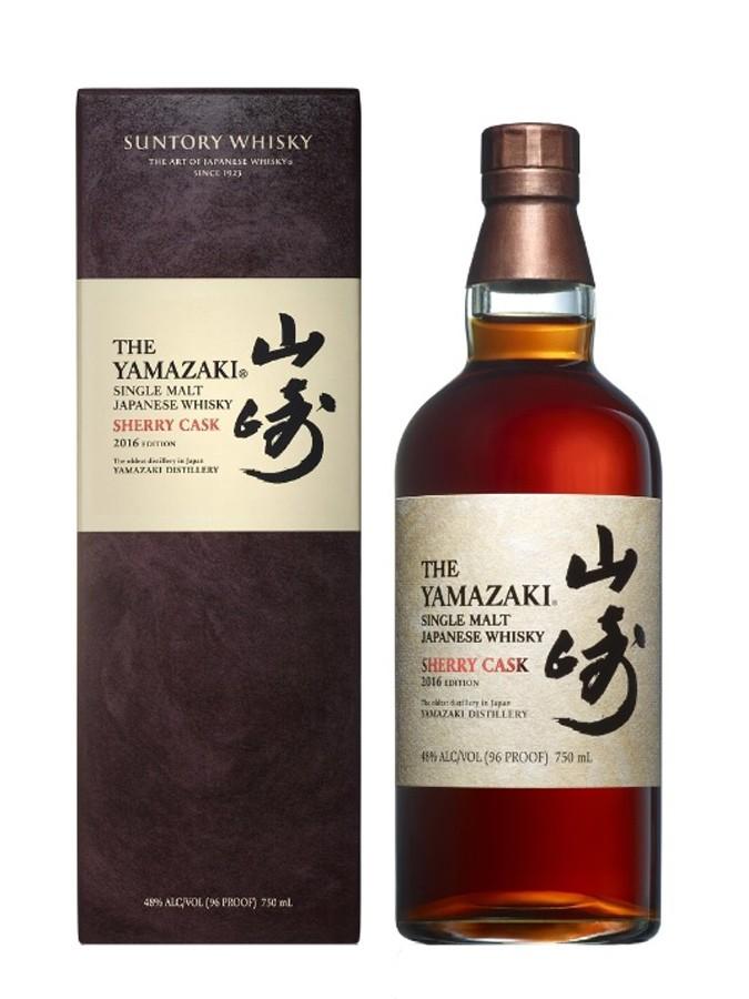 YAMAZAKI Sherry Cask Edition 2016 48% | Whisky Japonais