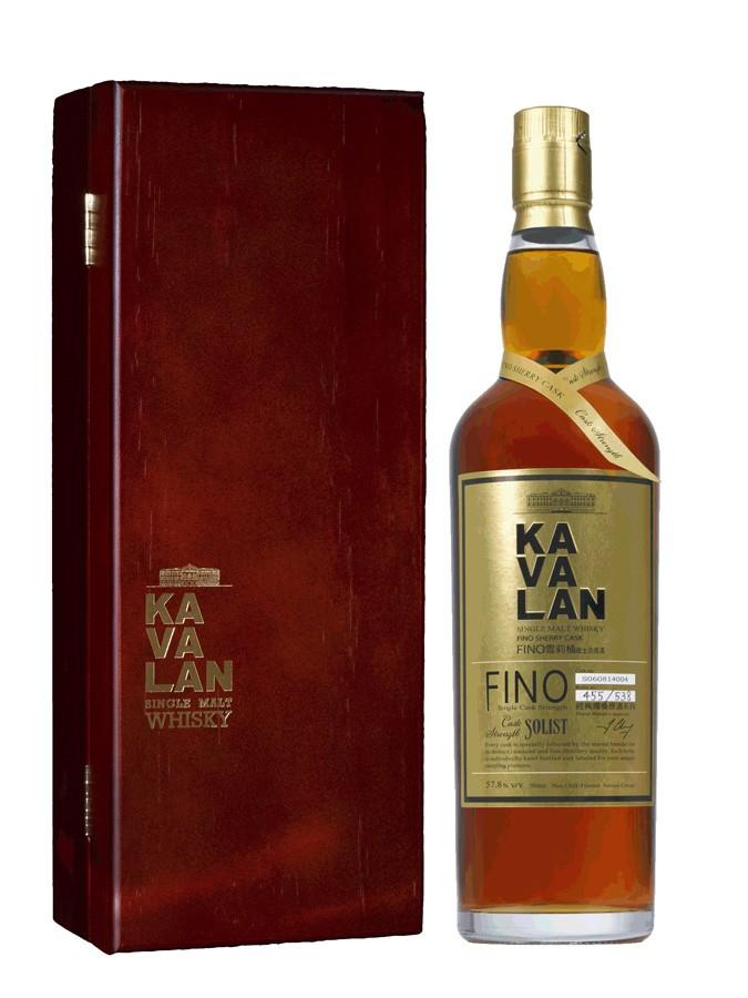 KAVALAN Fino Sherry Cask 57% | Whisky Taïwanais