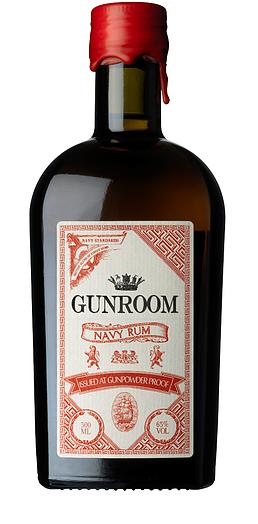 GUNROOM Navy Rum 65% | Rhum Antillais