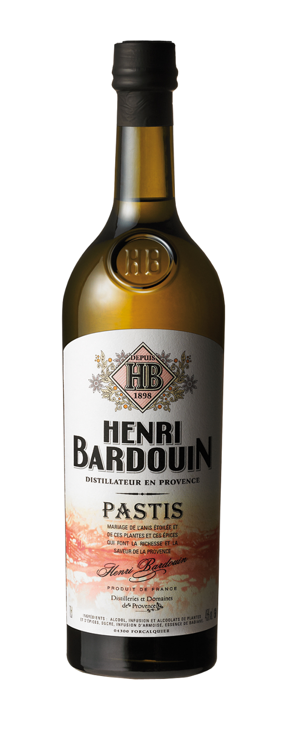 HENRI BARDOUIN 45% | Pastis Traditionnel