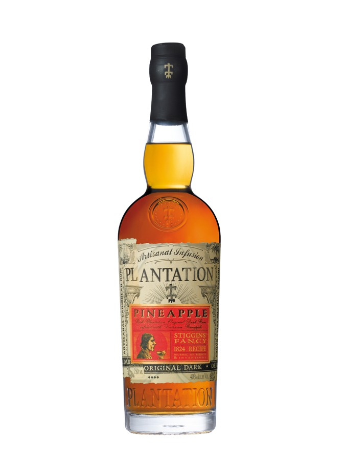 PLANTATION RUM Pineapple 40% | Rhum Antillais