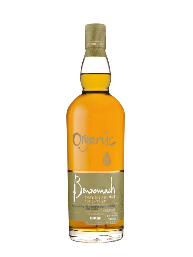 BENROMACH Organic Special Edition 43% | Single Malt Whisky, Speyside