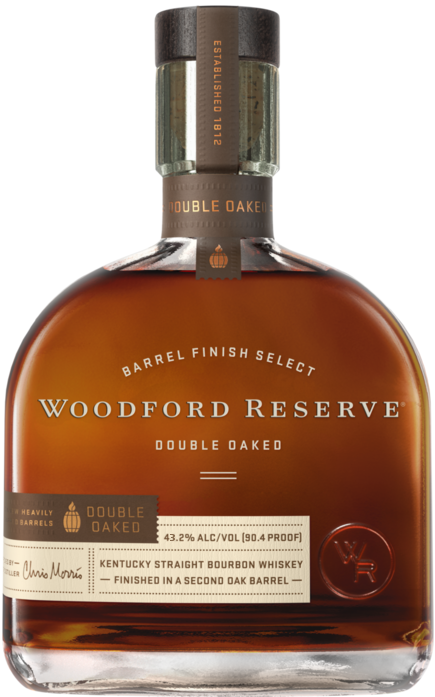 WOODFORD RESERVE Double Oaked 43,2% | Whisky Américain