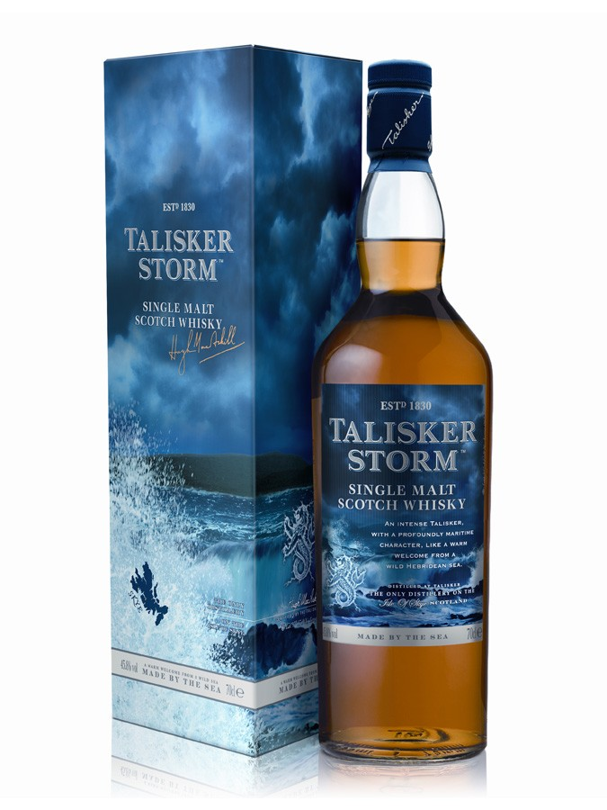 TALISKER Storm Of 45,8% | Single Malt Whisky, Highlands