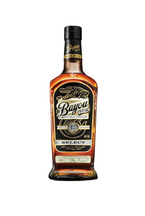 BAYOU Select 40% | Rhum Américain, La Louisiane