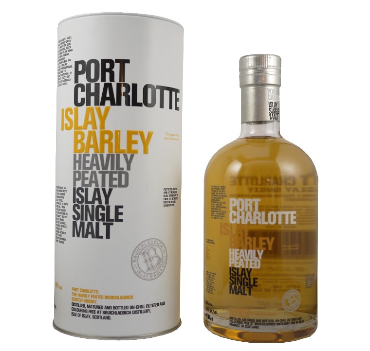 PORT CHARLOTTE Heavily Peated 2008 50% | Whisky Tourbé