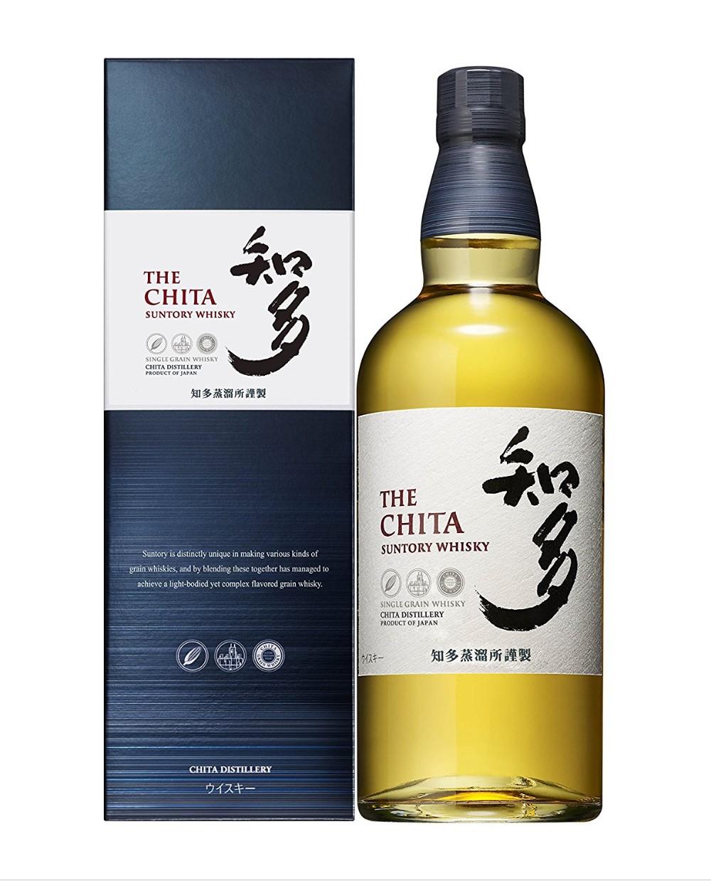 The CHITA Suntory 43% | Whisky Japonais
