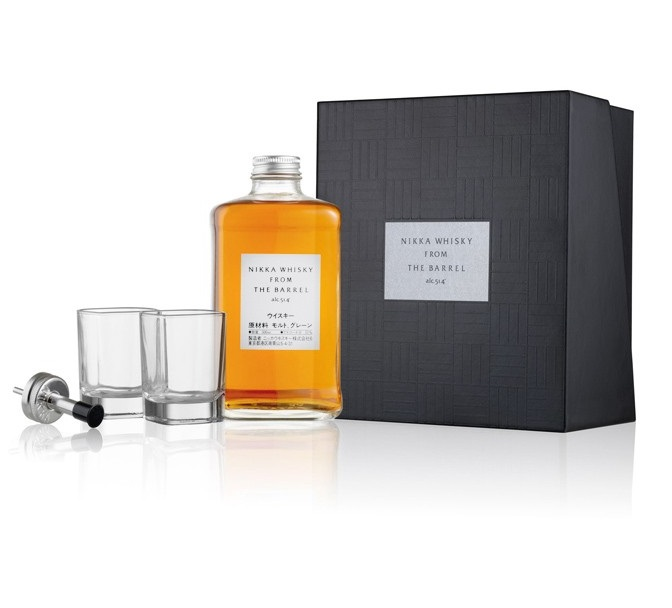 Nikka From the Barrel + 2 shots | Coffret Dégustation Whisky Japonais
