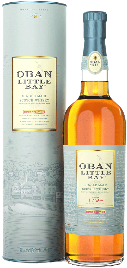 OBAN Little Bay Of 43% | Single Malt Whisky