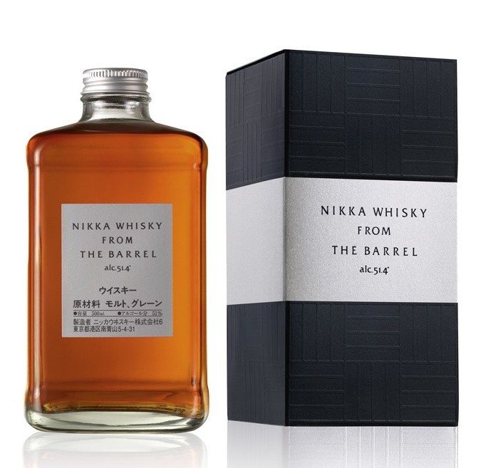 NIKKA From The Barrel 51,4% | Whisky Japonais