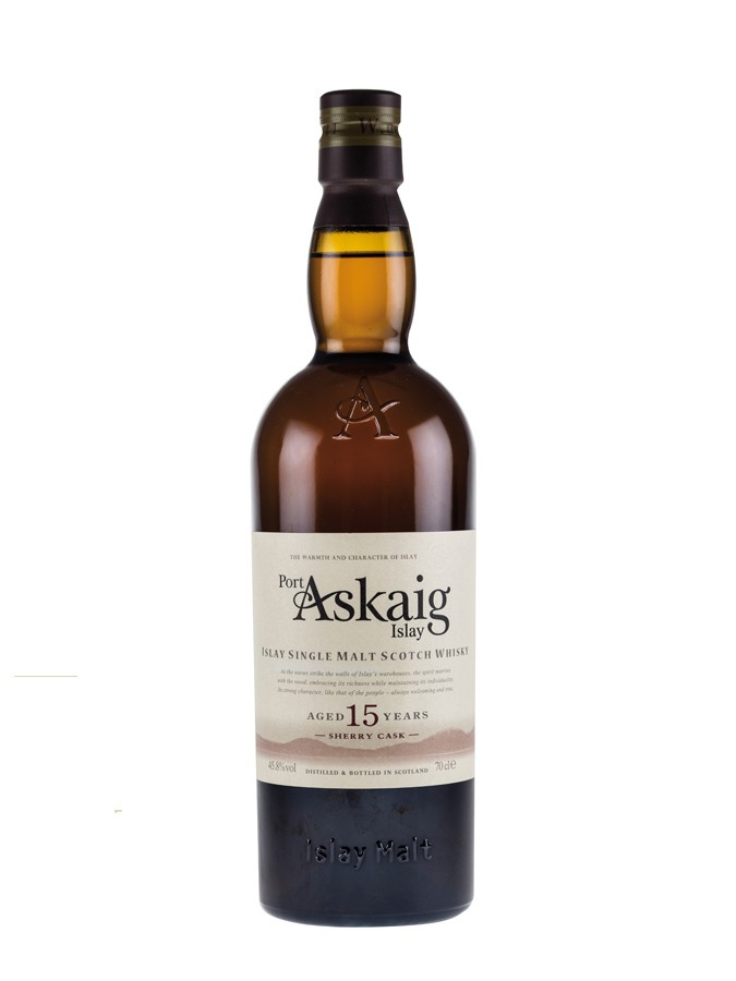 PORT ASKAIG 15 ans Sherry Cask 45,8% | Single Malt Whisky
