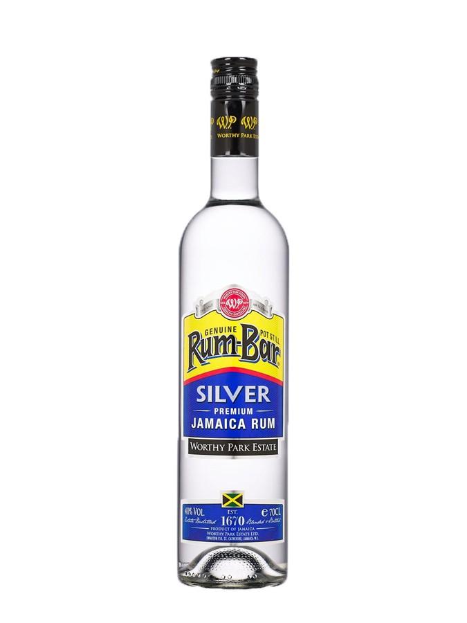 WORTHY PARK Rum Bar Silver 40% | Rhum Jamaïcain
