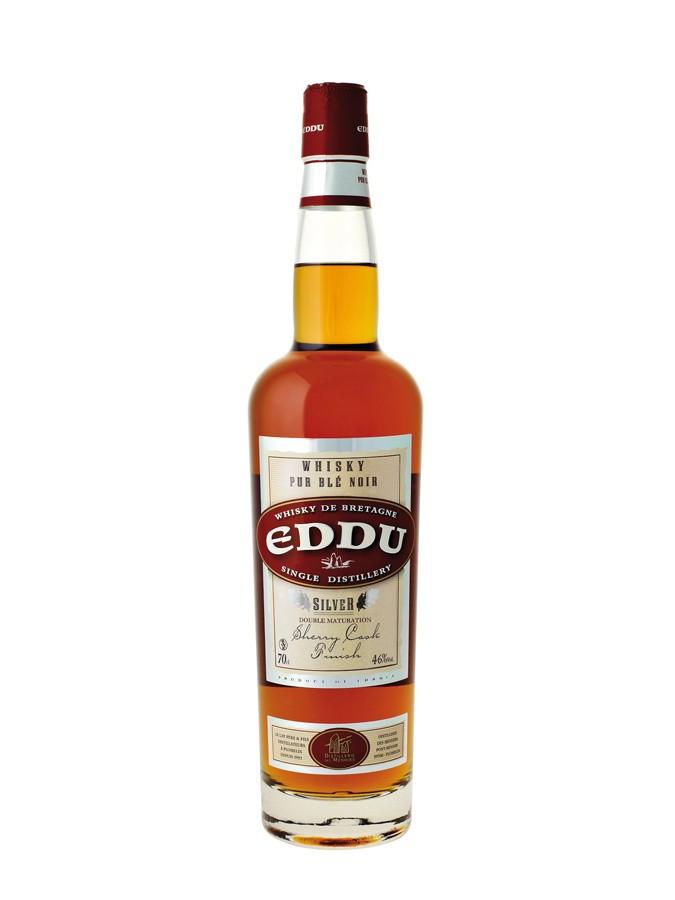 EDDU Silver Sherry Cask Finish 46% | Whisky Breton