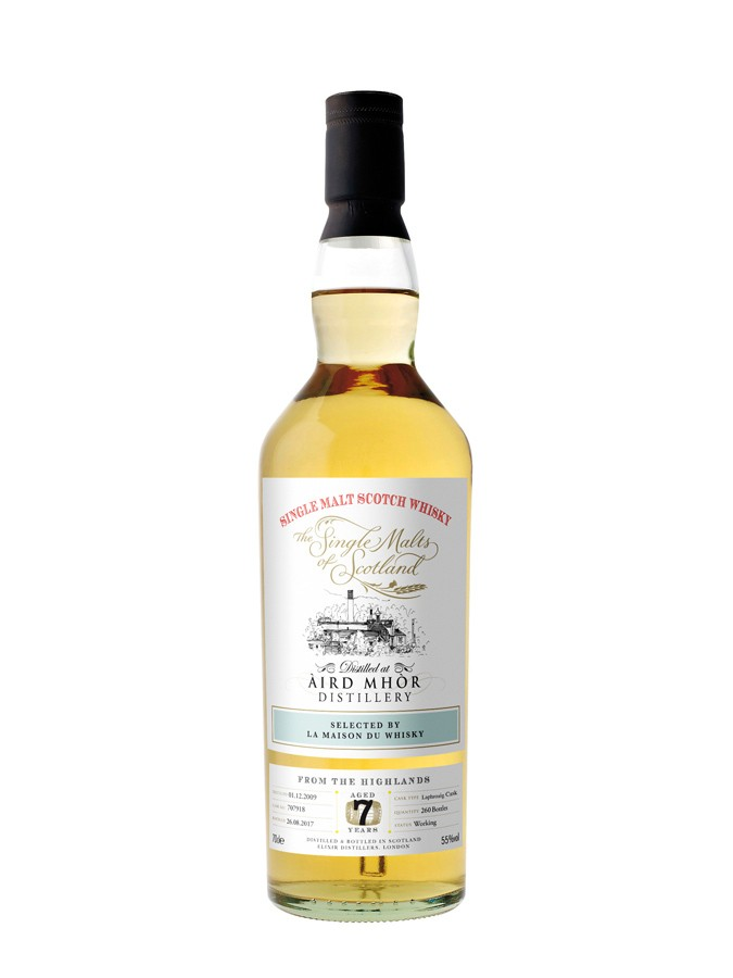 ARDMORE 7 ans 2009 56,8% | Single Malt Whisky