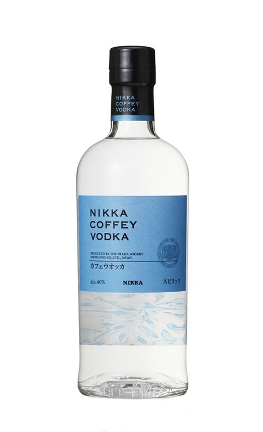NIKKA Coffey Vodka 40% | Vodka Japonaise