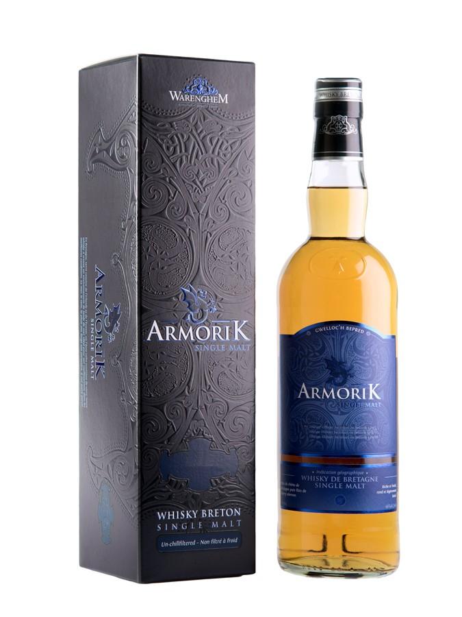 ARMORIK Légende 46% | Whisky Breton