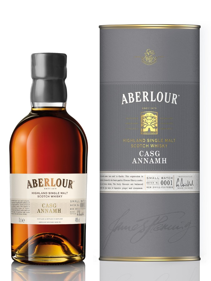 ABERLOUR Casg Annamh 48% | Single Malt Whisky des Speyside