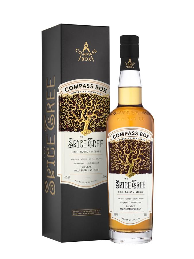 SPICE TREE whisky