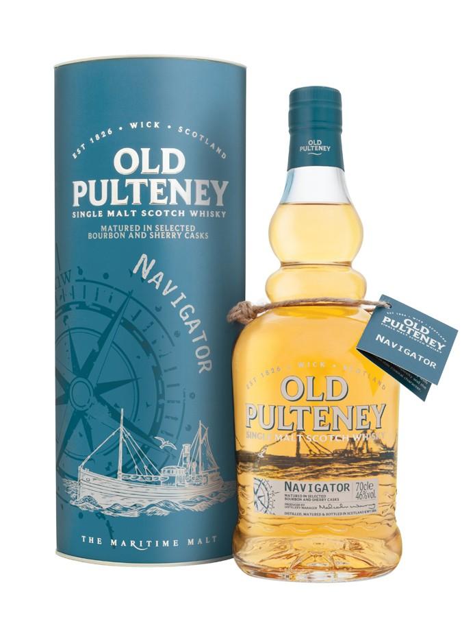 OLD PULTENEY Navigator 46% | Single Malt Whisky