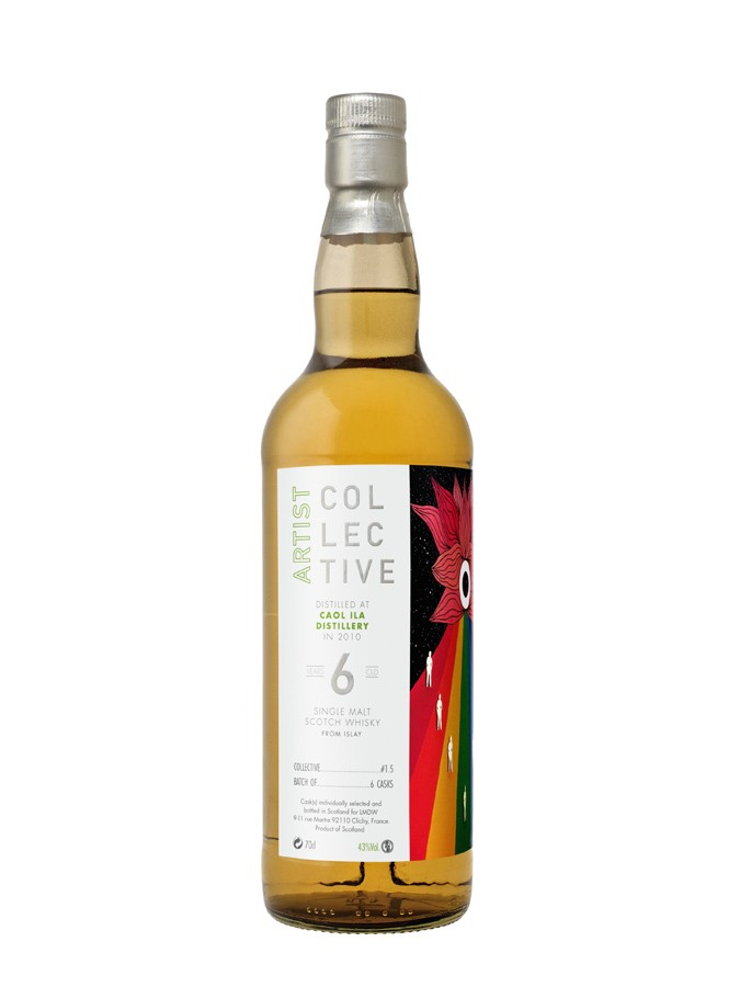 CAOL ILA 2010 COLLECTIVE 43% | Whisky Tourbé
