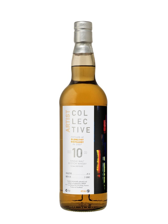 GLENLIVET 2007 COLLECTIVE 48%