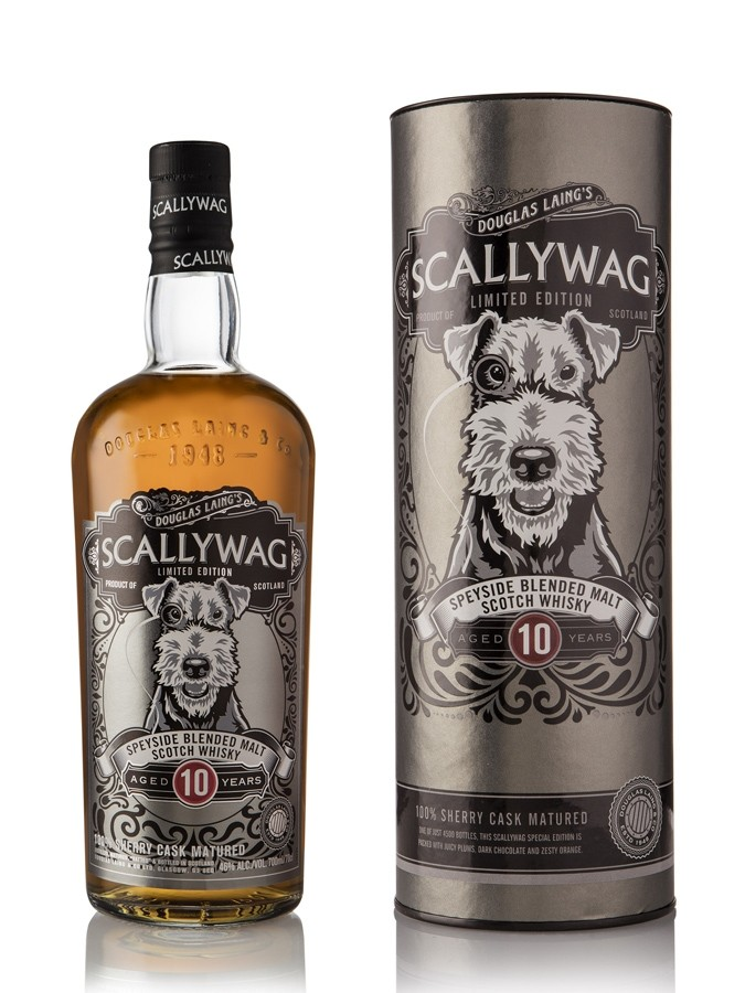 SCALLYWAG 10 ans 46% | Blended Whisky
