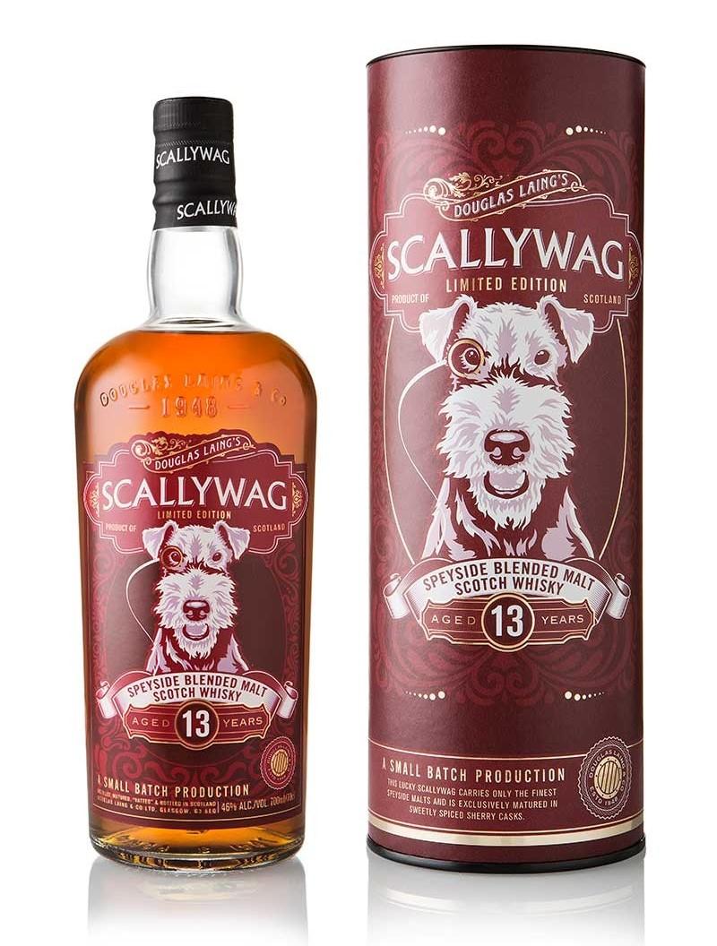 SCALLYWAG 13 ans 46% | Blended Whisky, Speyside