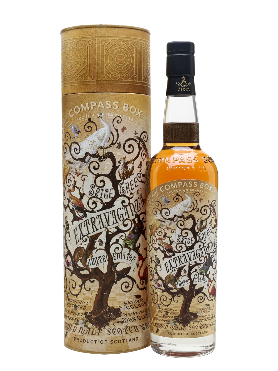 SPICE TREE Extravaganza 46% | Blended Whisky