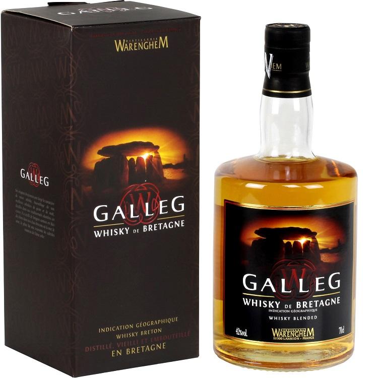 GALLEG 42% | Whisky Breton