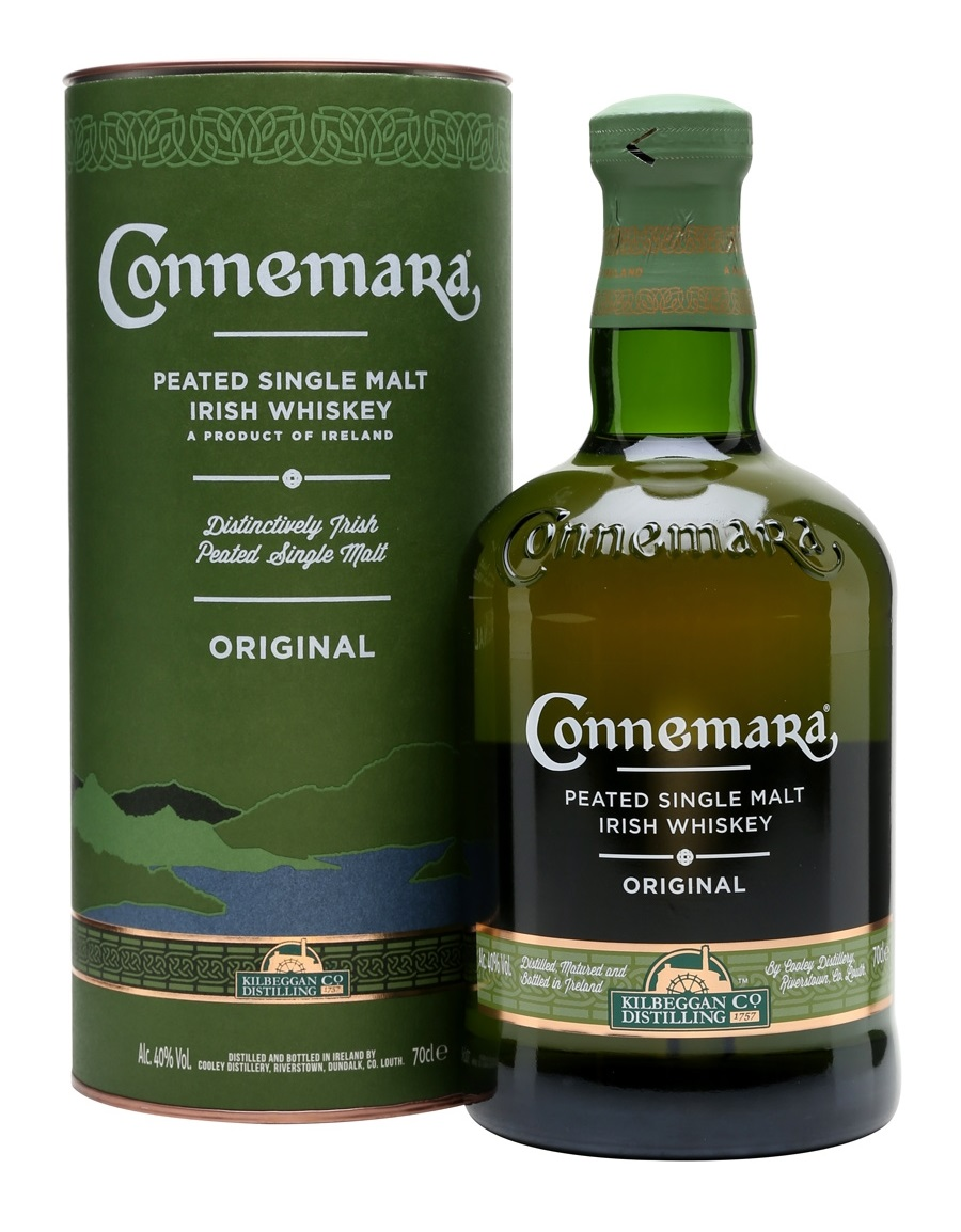 CONNEMARA Peated Single Malt 40% | Whisky irlandais