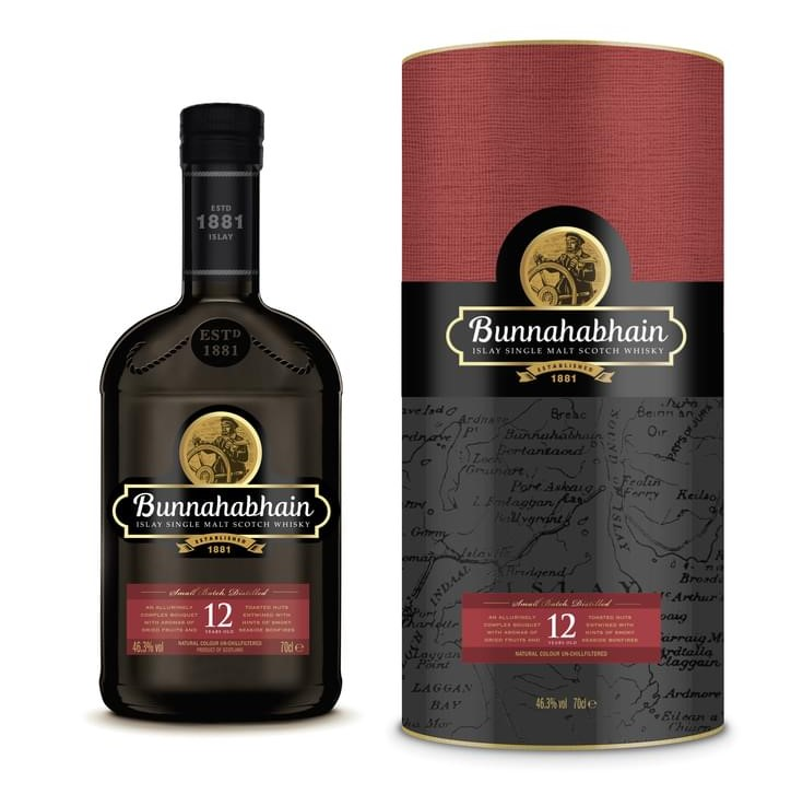 BUNNAHABHAIN 12 ans Un-chillfiltered 46,3% | Single Malt Whisky