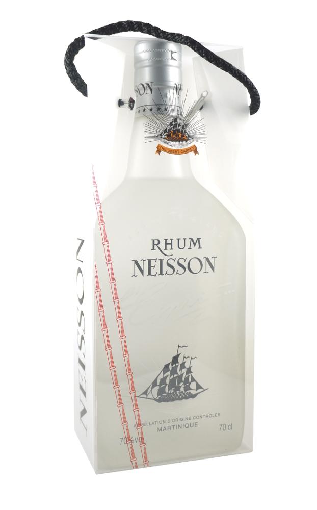NEISSON L\'Esprit Blanc 70% | Rhum Blanc Agricole