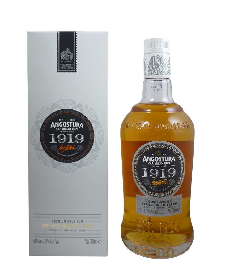 ANGOSTURA 1919 40% | Rhum Traditionnel, Trinidad